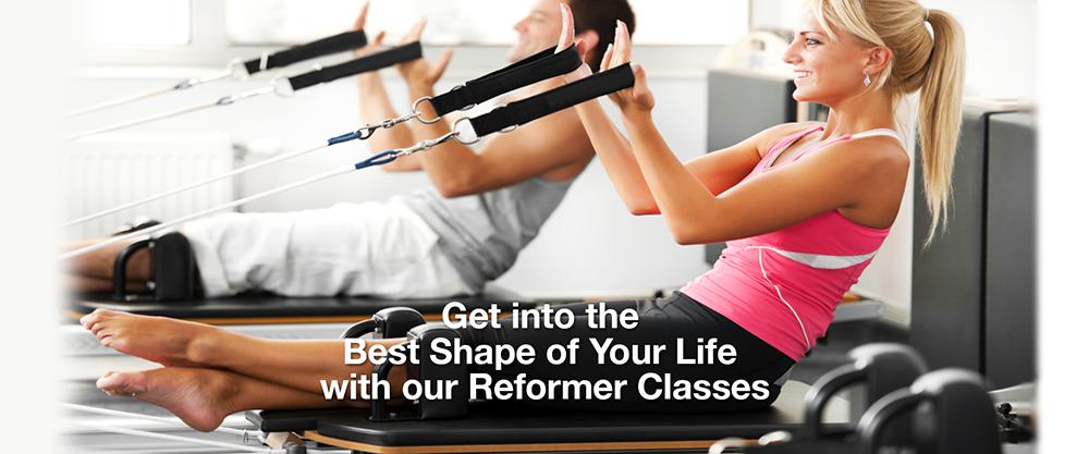 Reformer Stellenbosch Fitness Training Classes