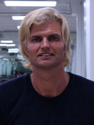 Reformer personal trainer Hendrik