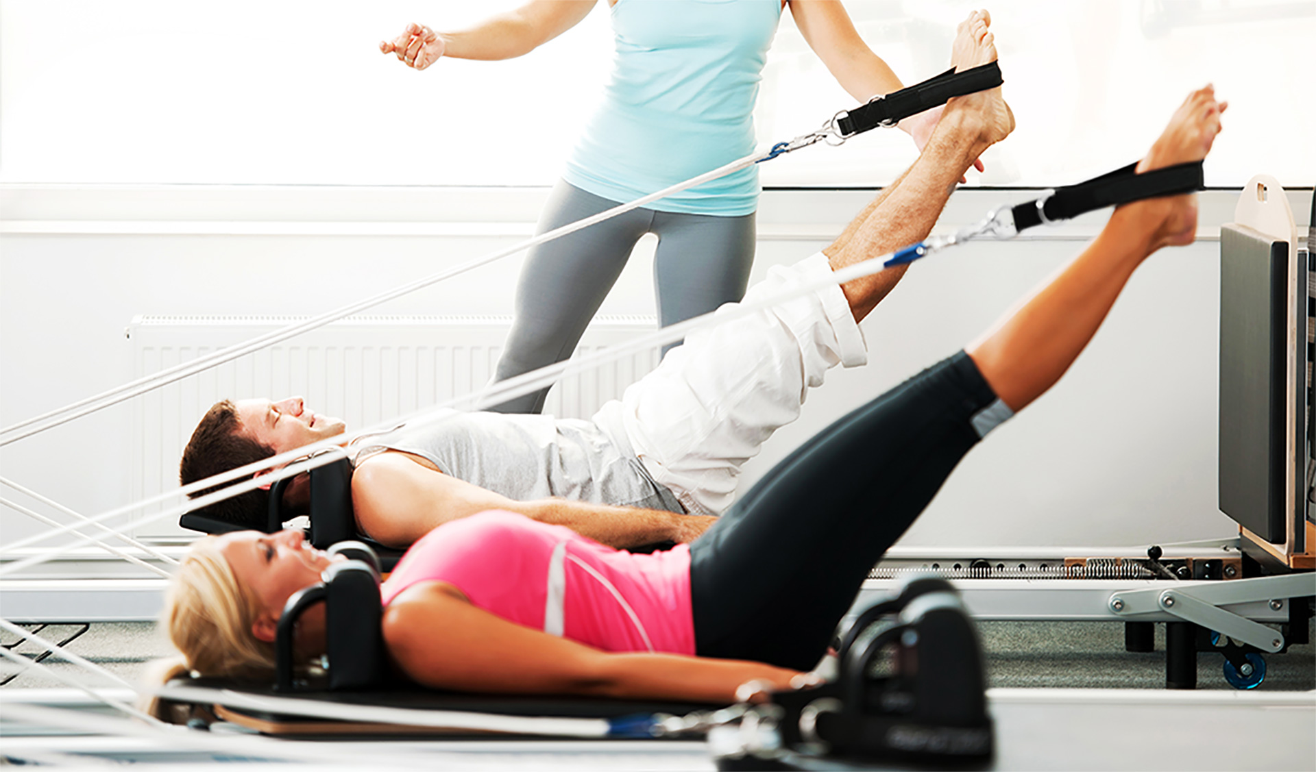 Club Supercore Reformer Pilates Classes