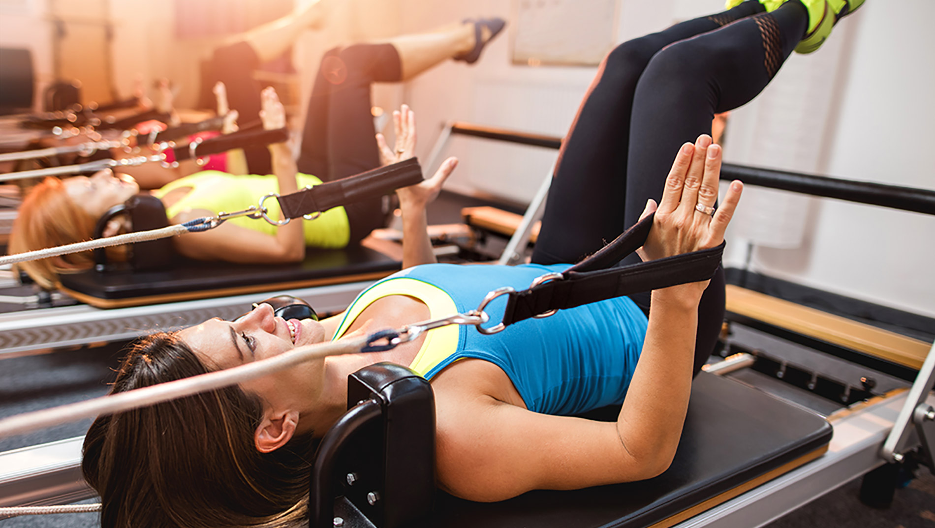 Club Supercore Reformer Classes in Stellenbosch