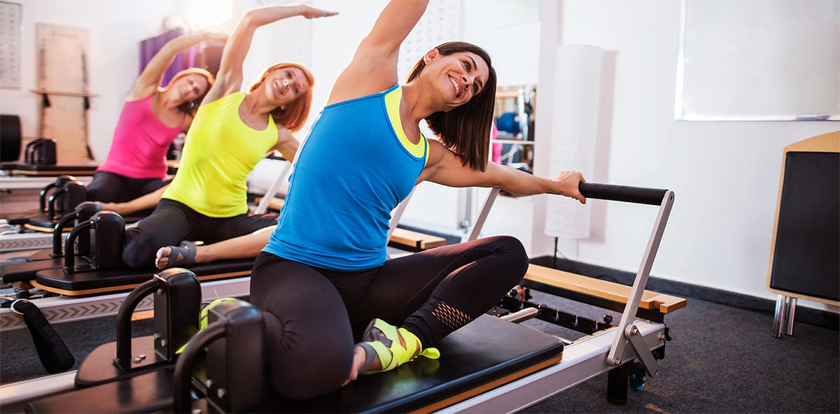 Club Supercore Reformer Classes